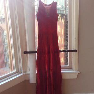 Peruvian Connection Dresses - NWT Peruvian Connection Red Dress